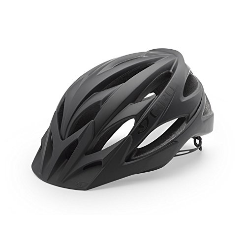 Giro Xar MTB Fahrrad Helm schwarz matt 2015: Größe: S (51-55cm)