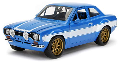 1:24 Fast & Furious - Brian's Ford Escort RS2000 Mk1 -  Jada Toys, 99572