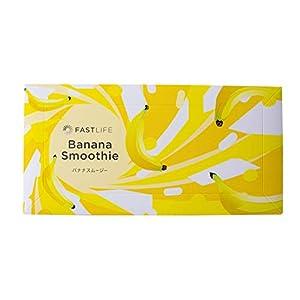 バナナ スムージー ファストライフ バナナスムージー コンブチャ バナナ 置き換え ダイエット スムージー 1袋 3g(1箱30包入り)