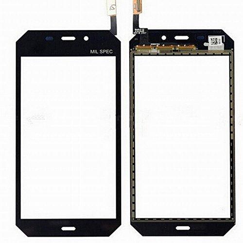 Caterpillar CAT S50 LTE Display Touchscreen Digitizer Glas(Ohne LCD) Ersatzteile + Klebeband & Werkzeuge (schwarz)