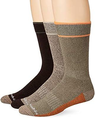 Columbia Men's Cotton Crew Sock, Assorted, 10-12