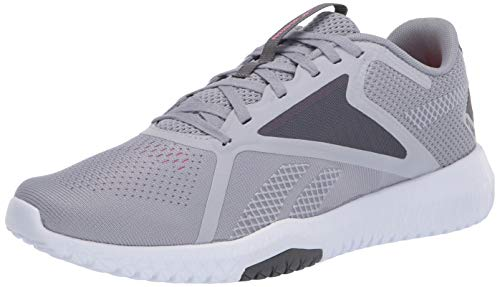 Reebok Women's FLEXAGON Force 2.0 Cross Trainer, Cool Shadow/Polished Pink/Cold Grey, 6.5 M US