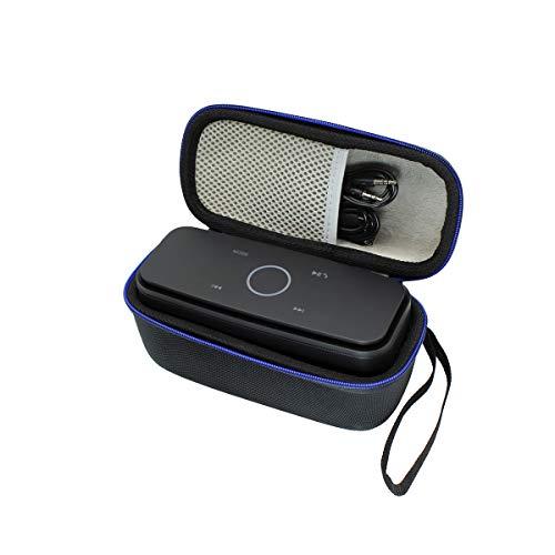 Duro Viaje Estuche Bolso Funda para DOSS Soundbox Bluetooth V4.0 Altavoz Inalámbrico Portátil por GUBEE