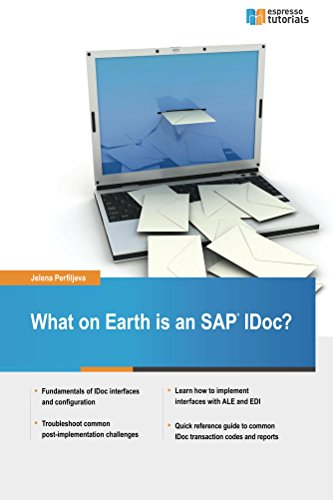 What on Earth is an SAP IDoc? (English Edition)
