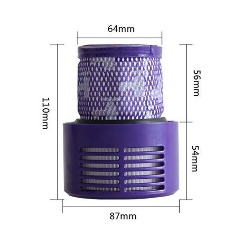 RONSHIN Home HEPA Filter Uitlaat Air Strainer voor Dyson V10 Stofzuiger Onderdelen