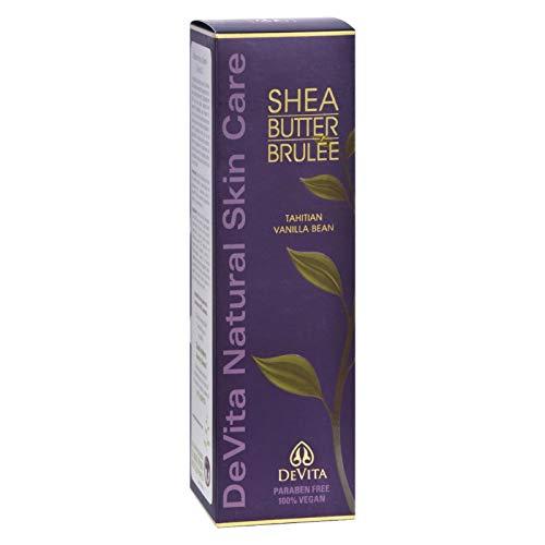 Devita Shea Butter BruleeTahitian Vanilla Bean -- 7 oz by Devita (English Manual)