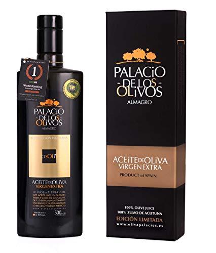 Palacio de los Olivos - Aceite De Oliva Virgen Extra Picual Gourmet - Prensado en...