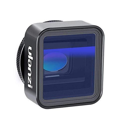 Ulanzi 1,33 x Anamorphisches Objektiv für Smartphone - Universal für iPhone, Samsung, Huawei, OnePlus - Film im Kinoformat 2.40:1