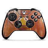 DeinDesign Skin kompatibel mit Microsoft Xbox One X Controller Folie Sticker Kermit Muppets Offizielles Lizenzprodukt