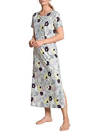 CALIDA Fabulous Nights Kurzarm-Nachthemd, Länge 125cm Damen