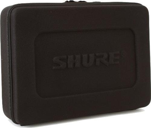 Shure DMK57-52 Drum Mic Kit w/(3) SM57 (1) Beta 52 (4) 20' XLR Cables, 1 Mini Boom, 3 Clips, and Case