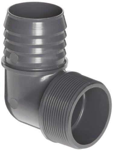 Spears 417 Series 1-1//2 enchufe 1 codo de 45 grados Tubo de PVC cuadro 40