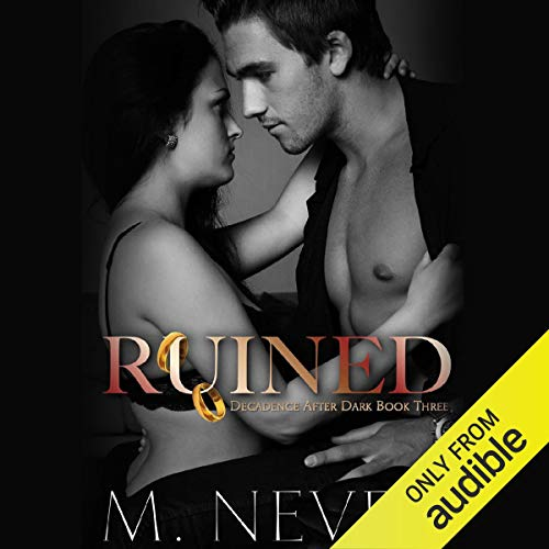 Ruined Audiobook By M. Never cover art