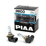 PIAA ヘッドライト・フォグランプ用 ハロゲン HB4 3800K 車検対応 2個入 12V 51W ECE規格準拠 HS70B4