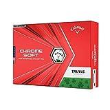 2020 Callaway Chrome Soft Shamrock Truvis Golf...