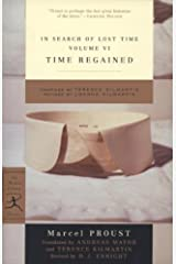 In Search of Lost Time, Volume VI: Time Regained (A Modern Library E-Book) Kindle Edition