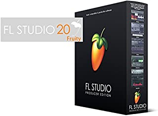 Image-Line Software FL STUDIO 20 Fruity EDM向け音楽制作用DAW Mac/Windows対応【国内正規品】