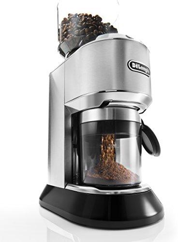 De'Longhi Molinillo de café Delonghi Dedica kg 521.M 150W Acero