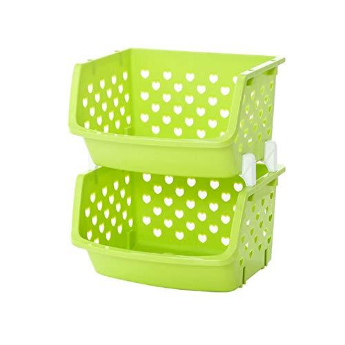 Great Features Of (No Cover) Household Floor Multilayer Vegetable Rack Fruit Storage Basket Kitchen ...