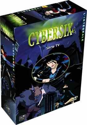 Cybersix - L'Intégrale, Coffret 3 DVD (13 épisodes)