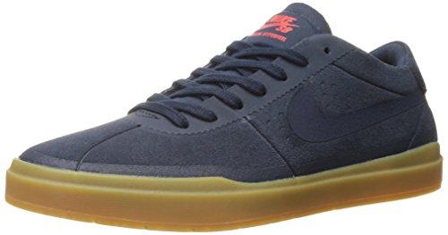 Nike BRUIN SB HYPERFEEL 831756-449_6.5 - Zapatillas de skateboard para hombre, color marrón claro