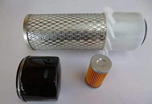 Filtersatz Iseki TS 1610 | 1910 | 2205 | 2210 | 2510 | 2810