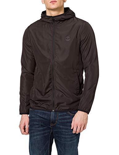 Jack & Jones Jjvibes Light Jacket, Noir, XL Homme
