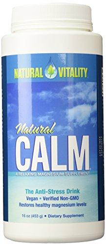 Natural Calm Anti Stress Drink, 16 Ounce -- 2 per case.