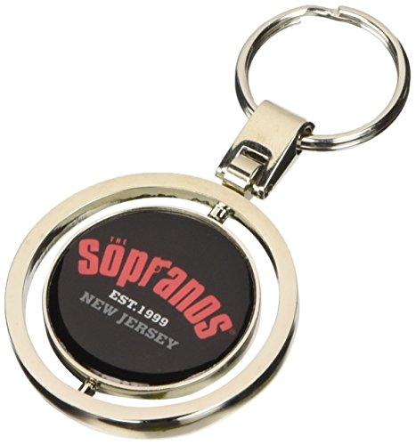 The Sopranos Collegiate Logo & Crest Logo Spinner