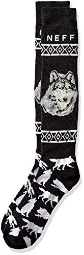 neff Men's Wolf Snow Sock