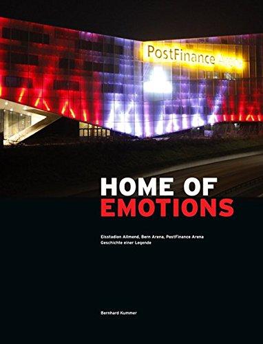 HOME OF EMOTIONS: Eisstadion Allmend, Bern Arena, Postfinance Arena - Geschichte einer Legende