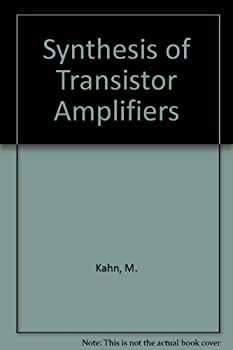 The synthesis of transistor amplifiers 003078090X Book Cover
