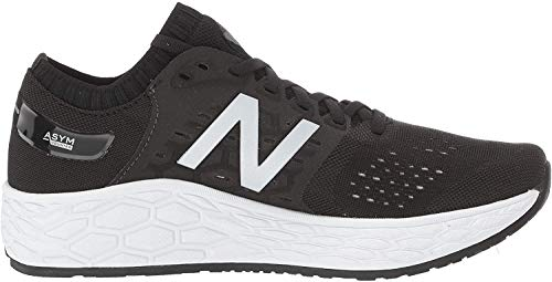 New Balance Women's Fresh Foam Vongo V4 Running Shoe, Black/Overcast, 5 M US
