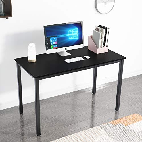 soges Escritorios 120x60cm Mesa de Ordenador Escritorio de Oficina Mesa de Estudio Puesto de Trabajo Mesa de Despacho, ✅