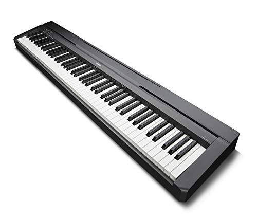 Yamaha P-45 piano numérique avec 88 touches – Compact et transportable – Idéal pour les...