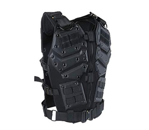 GameLab SWAT タクティカルベスト アーマーベストプレートキャリア 防弾チョッキ MOLLE 特殊部隊装備 CSフィールドベスト コスプレベスト軽量 mp4 mp5 マガジンホルダーはオプションです