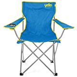 Yello Camping Playa Plegable Silla, Unisex