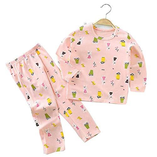 Pijama 2 Años Niña  marca DUBASAM