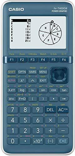 Casio FX-7400GIII Grafische rekenmachine