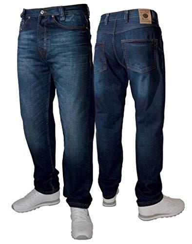 Picaldi Jeans New Zicco 473 Preston | Karottenschnitt Jeans | schmalere Variante, Größe: 34W / 34L