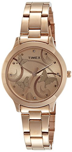 Timex Fashion Analog Brown Dial Women's Watch
