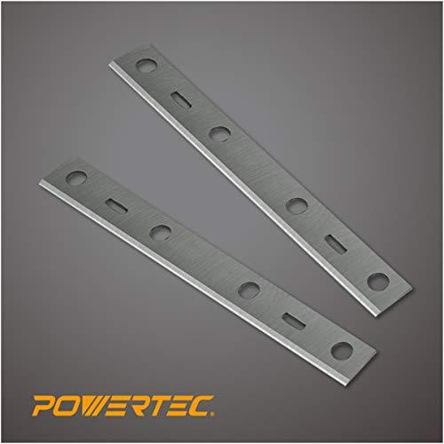 POWERTEC - 148010X HSS Knives for Delta 6