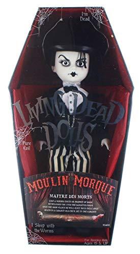 Living Dead Dolls Mezco Toyz Moulin Morgue Maitre des Morts Series 33 Doll