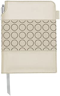 Cross Forever Pearl Journal with Ivory Dots, 7x9.75, Medium (AC248-31M)