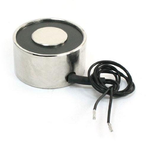 Sourcingmap - 18 kg / 39,7 libras 24v elevación eléctrica 34mm electroimán...