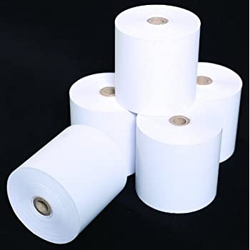感熱ロール紙(中保存) 80mm(紙幅)×80mm(外径)×12mm(内径)10巻入