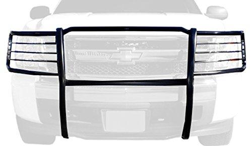 08 chevy silverado black grille - 1