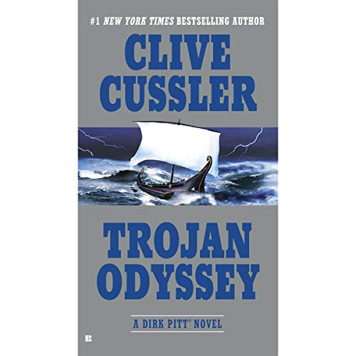 Trojan Odyssey     A Dirk Pitt Adventure, Book 17              By:                                                                                                                                 Clive Cussler                               Narrated by:                                                                                                                                 Scott Brick                      Length: 14 hrs and 13 mins     1,176 ratings     Overall 4.5