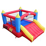 ACTION AIR [Updated Version Bounce House, Inflatable Bouncer with Air Blower, Jumping Castle with...
