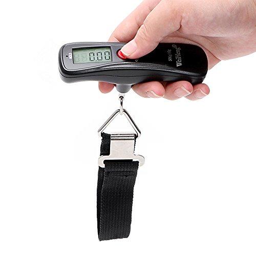 Pèse bagage électronique numérique 50 kg 10 g pour...